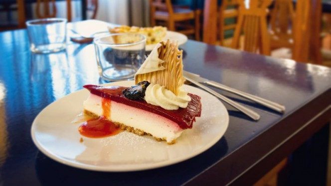 Cheesecake - Pizzeria Flegrea, Turin