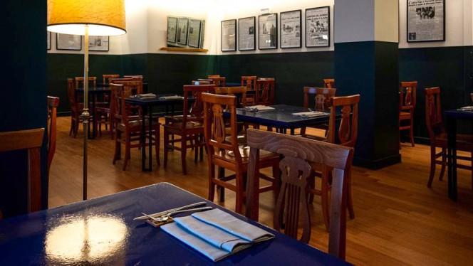 Sala - Pizzeria Flegrea, Turin