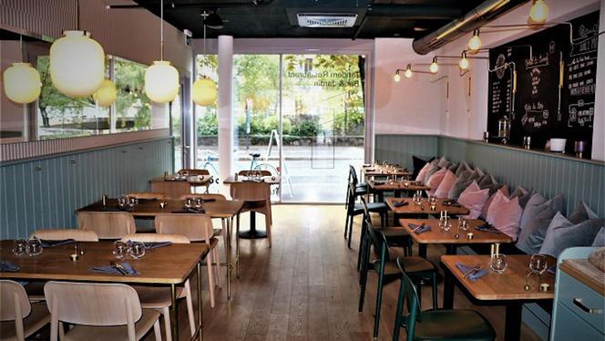 Restaurant - Tandem Restaurant, Bar & Jardin, Vevey