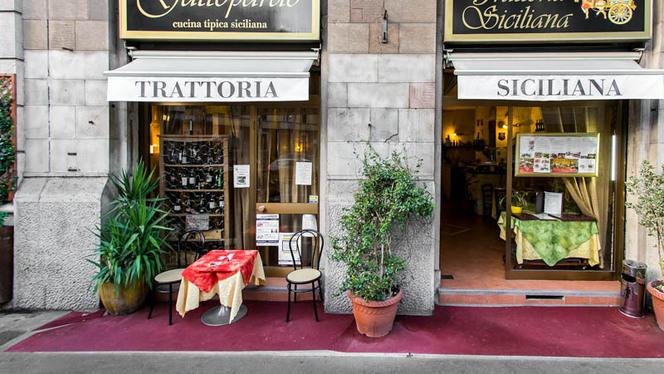 esterno - Gattopardo Cucina Siciliana, Milan