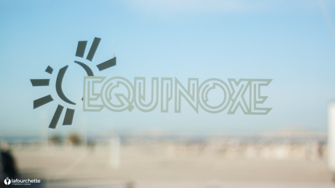 Enseigne - Equinoxe, Marseille