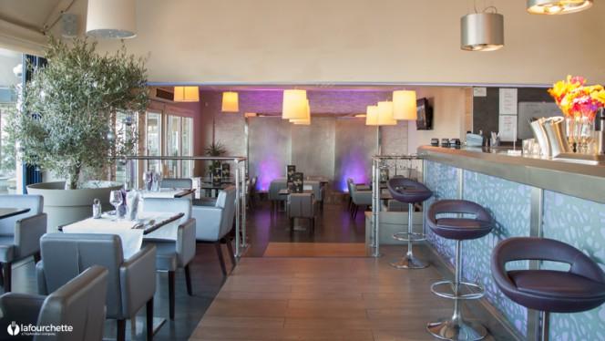 Salle du restaurant - Equinoxe, Marseille