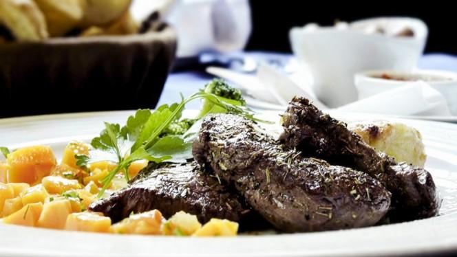 Sugestão do chef - Adega da Condessa, Lisboa