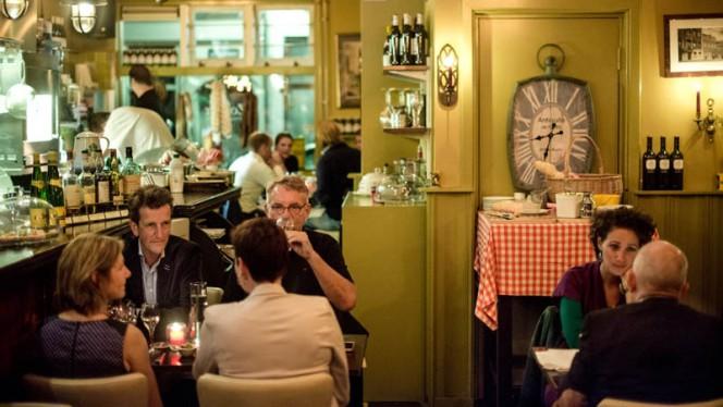 Restaurantzaal - Zocher, Utrecht