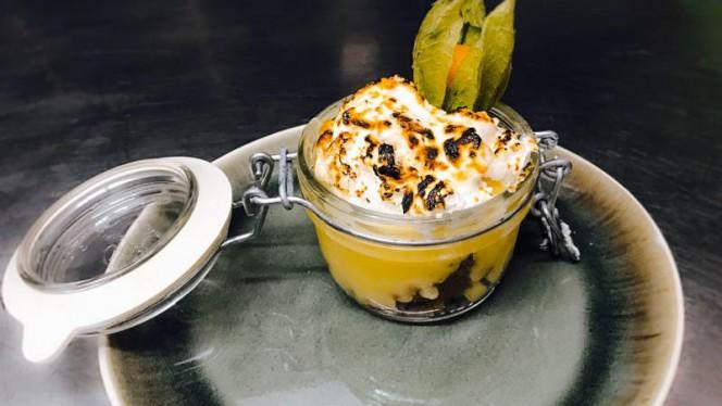 Dessert - Restaurant Lounge N133, Lyon