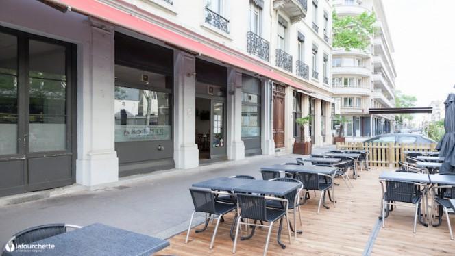 La terrasse - Arsenic, Lyon