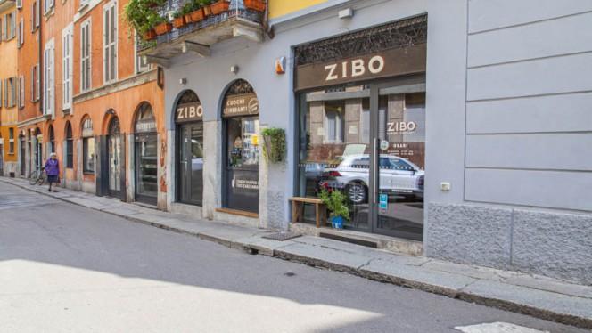 Entrata - Zibo - Campo Base, Milano