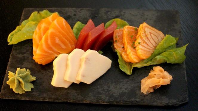 Sushi - Totto, Barcelona