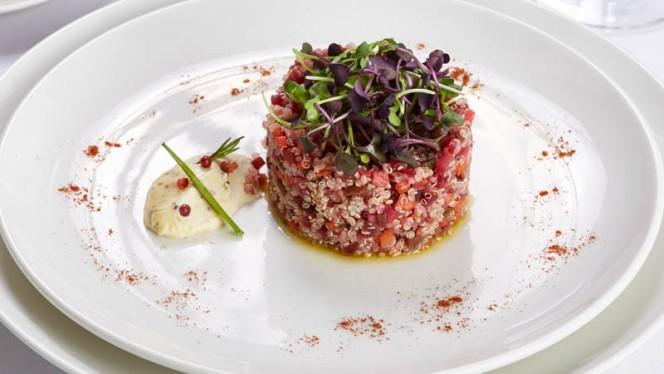 Sugerencia del chef - Aires de Levante - Hotel Sercotel Acteón Valencia, Valencia