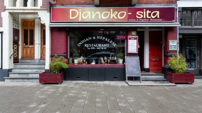 Restaurant - Sitadjanoko, Ámsterdam