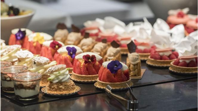 Brunch desserts - Zucca, Lyon
