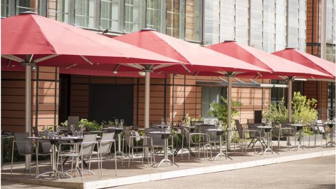 Terrasse - Zucca, Lyon