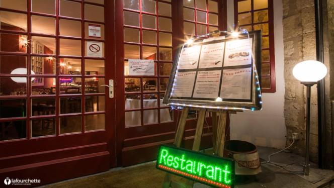 entrée - Chez Fanfan, Bordeaux