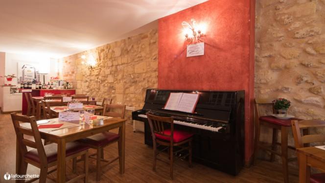 vue de la salle - Chez Fanfan, Bordeaux