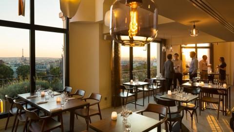 Terrass' Restaurant, Paris