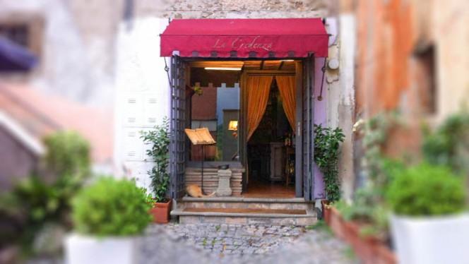 ingresso - La Credenza, Marino