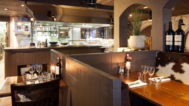 Restaurant - Gauchos Amsterdam (Spuistraat), Amsterdam