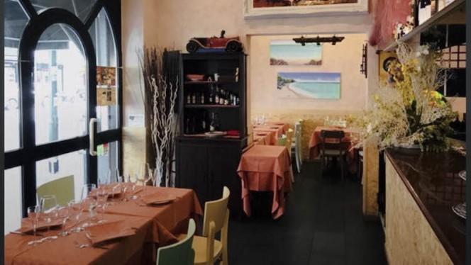Vista sala - Ristorante Morganti 2, Sesto San Giovanni