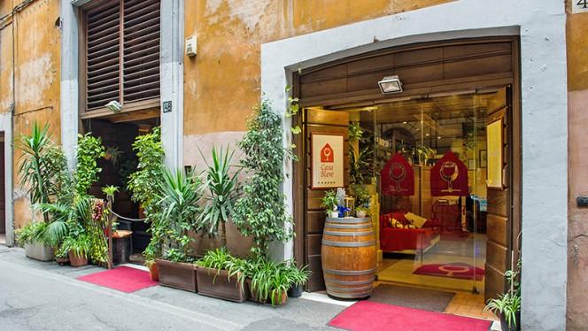 Entrata - Casa Bleve, Rome