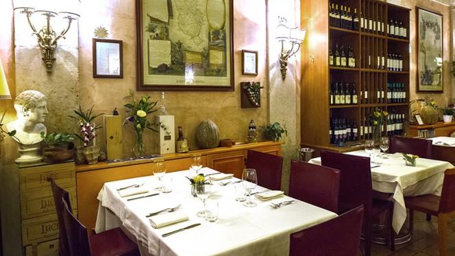 Sala - Casa Bleve, Rome