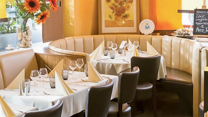 Salle du restaurant - Il Girasole, Strasbourg