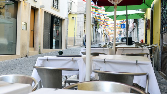 Espalanada - Fidalgo, Lisbon