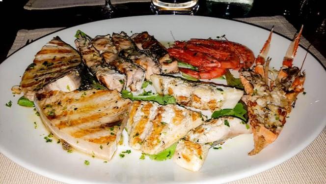 Suggerimento dello chef - Barca e Rizza, Reggio Calabria