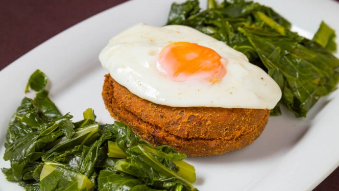 Alheira Vegetariana - Restaurante Catita, Lisboa