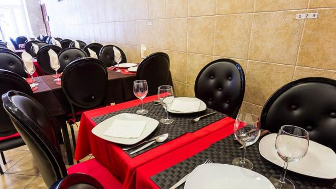 Sala - Restaurante Catita, Lisboa