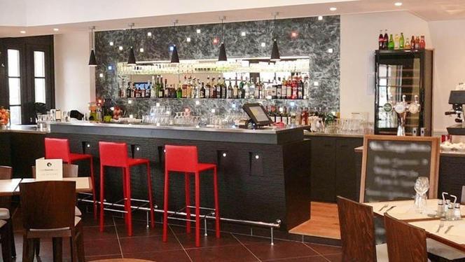 Vue du bar - Le Café Bastide, Bordeaux