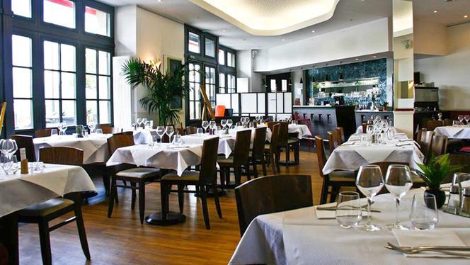 Vue Grande Salle - Le Café Bastide, Bordeaux