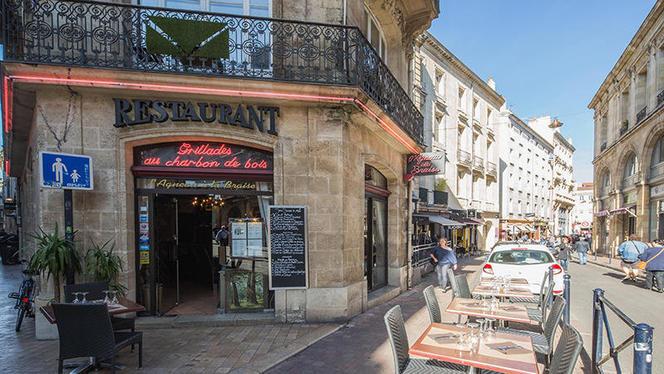Façade - L'Agneau à la Braise, Bordeaux