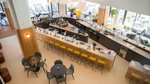 Bar Brasserie Engels, Rotterdam