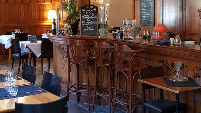 Bar - Au Gourmet de l´Orangerie, Strasbourg