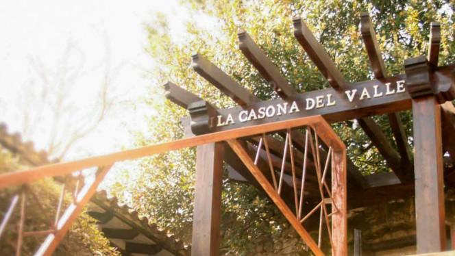 Terraza - La Casona del Valle,