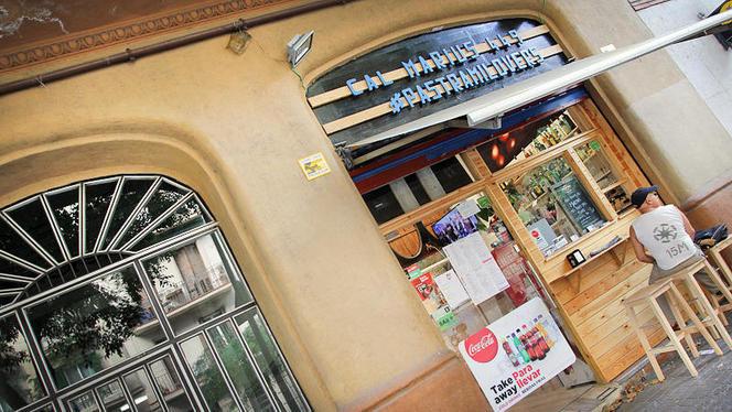 vista fachada - Cal Marius 449, Barcelona
