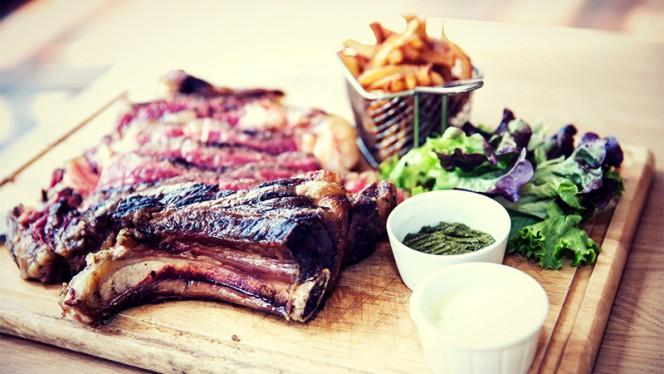 Suggestion du chef - Les Pins Galants Brasserie Steakhouse, Tournefeuille