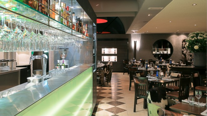 Bar - Gauchos aan de Plas, Rotterdam