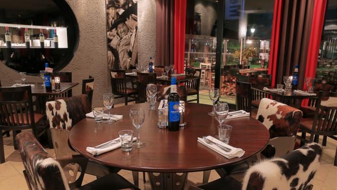 Het restaurant - Gauchos aan de Plas, Rotterdam