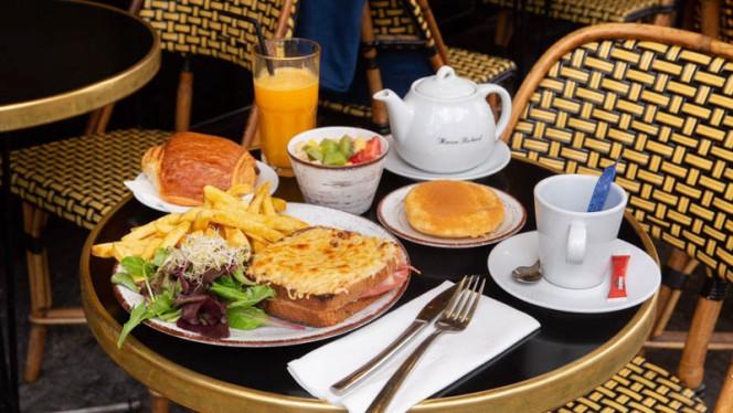 Suggestion de plat - Café Charlotte, Paris