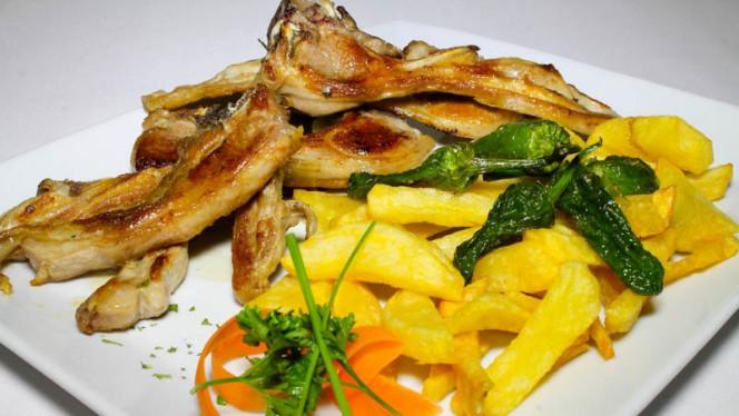Sugerencia del chef - Los Arcos de Ponzano, Madrid