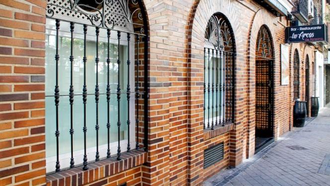 Vista entrada - Los Arcos de Ponzano, Madrid