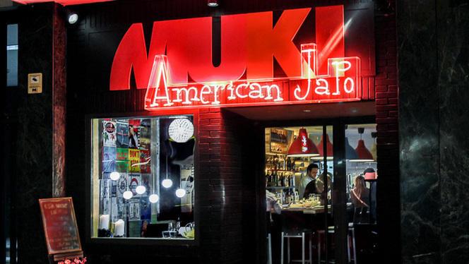 Muki American Japo 6 - Come y Caña, Madrid