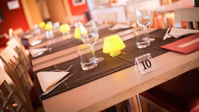 tavolo - Bistrot Rosso Fuoco, Bologna