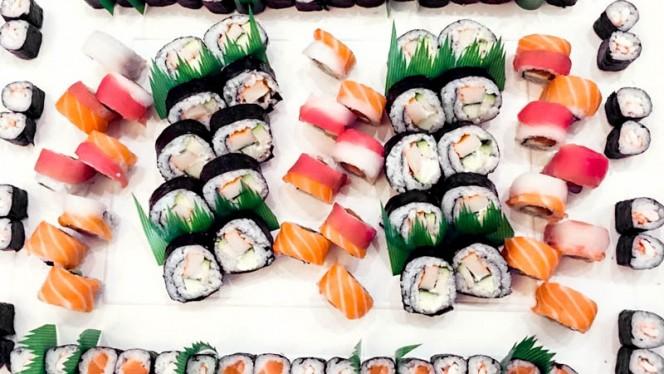 sushi - Fang Jong, Milan