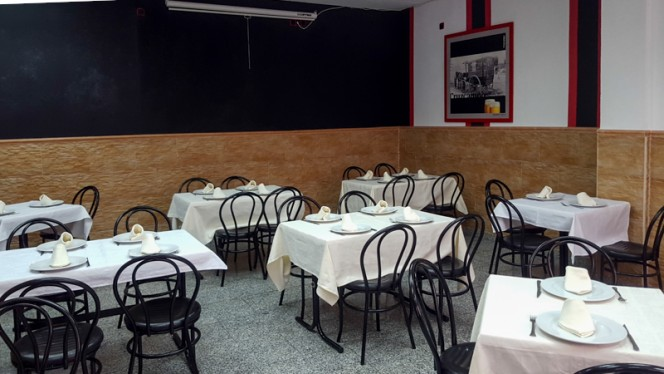 comedor - Makelebule, Madrid