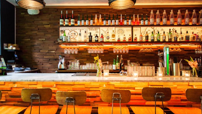 Het Restaurant - Ku Kitchen & Bar, Amsterdam