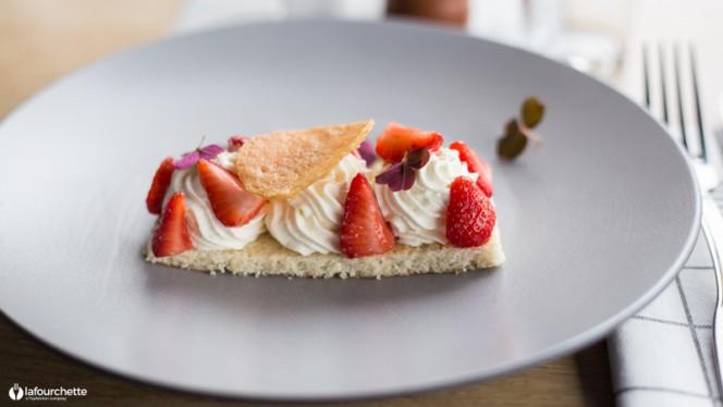 Suggestion de dessert - Le Taquin, Bordeaux