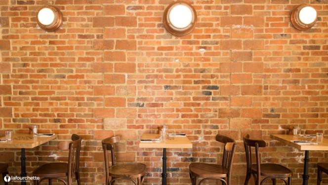 Tables dressées - Le Taquin, Bordeaux