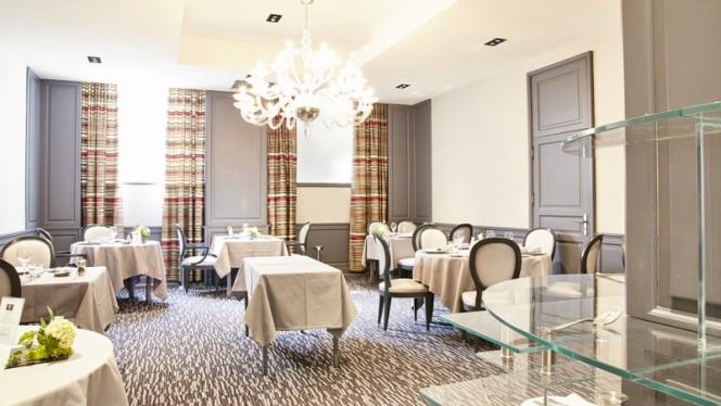 Vue de la salle - Restaurant Vatel Lyon, Lyon